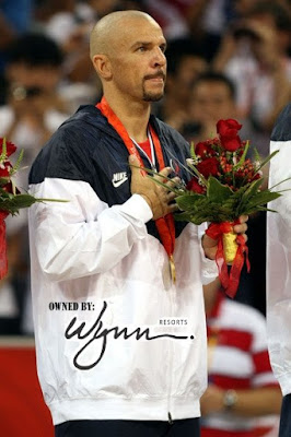 jason kidd, team usa, wynn casino, gold medal, beijing olympics, mens basketball, usa, spain