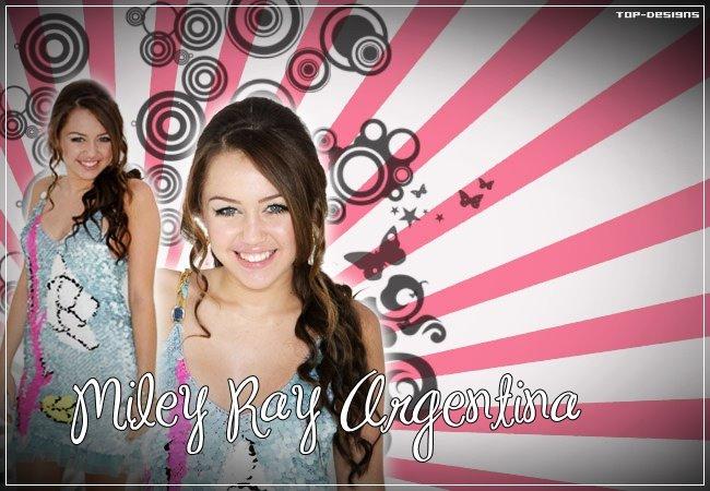 Miley Ray Argentina