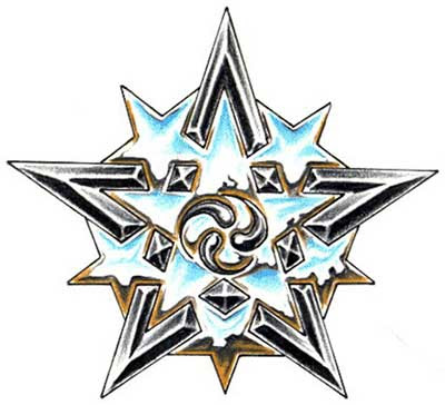 Lower Back Tattoos : Lower Back Tattoo Designs Star Tattoo Patterns