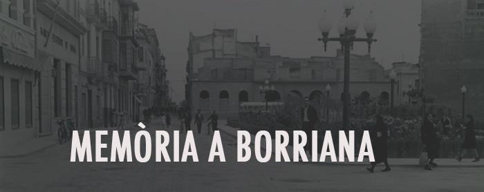 Memòria a Borriana