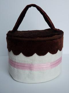 un sac gateau original
