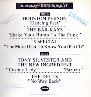 VA - Mercury Disco Sampler (1976) 12