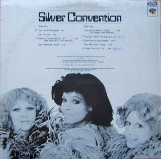 Silver Convention – Get Up And Boogie (Discotheque Volume 2) (1976) CD @320