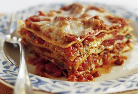 Lasagne al forno ~ Ricette