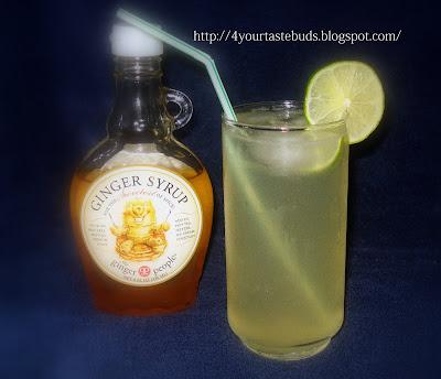 Fizzy Ginger Lemonade | .
