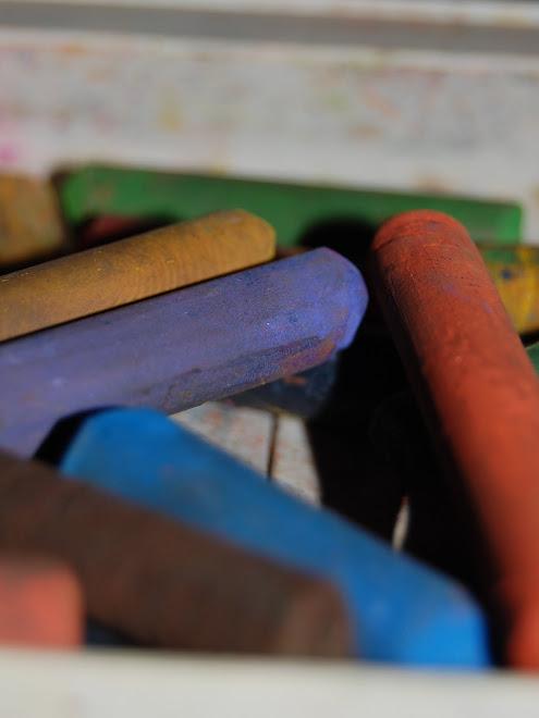 imaginación  en colores