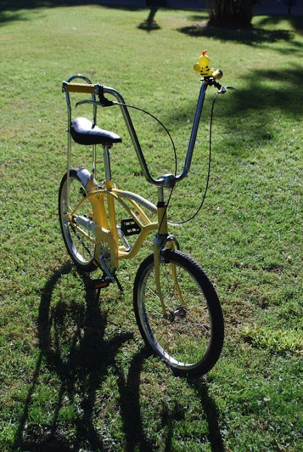 Bicicleta Lemon Pie - Estilo Retro- DCC