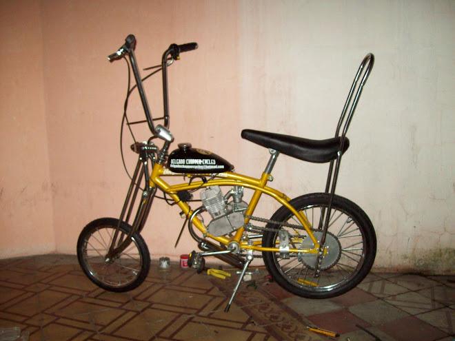 Road Runner con motor 48 c.c.