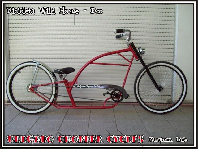 Chopper - Wild Horse - DCC