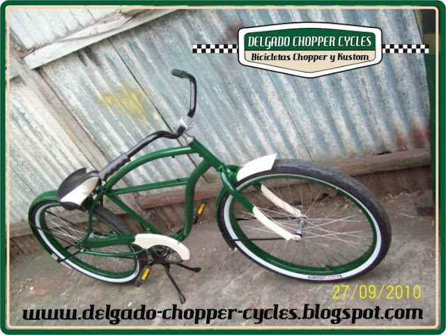 Bicicleta Vintage DCC Retro.