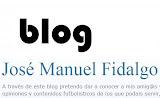 Blog J. Manuel Fidalgo