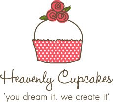"Heavenly Cupcakes, ""You Dream it We Create it"""
