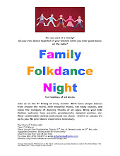 Family Folk Dance and more