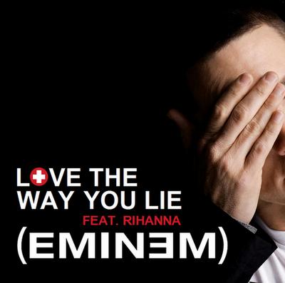 eminem rihanna love the way you lie video clip