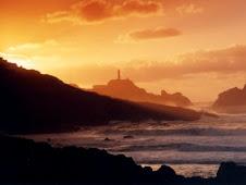 Faro Vilán. Costa da Morte