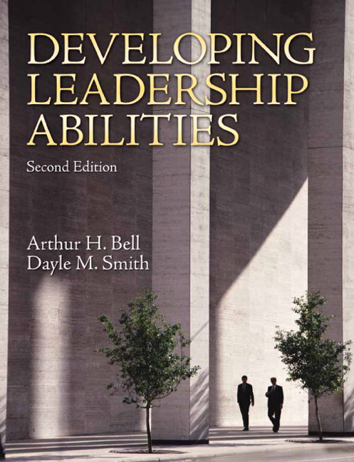 developing leadership abilities 2e