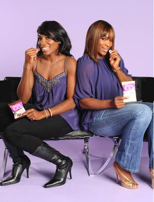 Black Tennis Pro's Venus and Serena Williams Diet Like A Diva