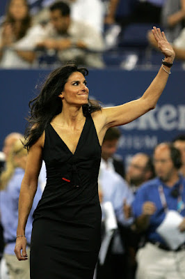 Black Tennis Pro's U.S. Open Opening Ceremony