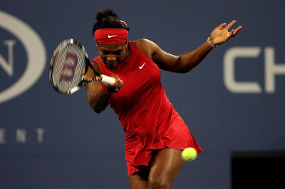 Black Tennis Pro's U.S. Open Serena Williams
