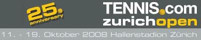 Black Tennis Pro's Zurich Open
