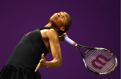 Black Tennis Pro's Venus vs. Serena In Doha