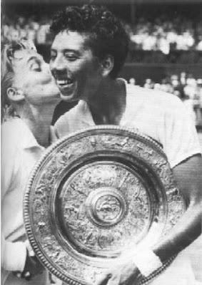 Black Tennis Pro's Althea Gibson New Jersey Hall of Fame