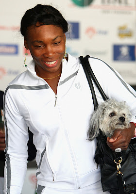 Black Tennis Pro's Venus Williams Rome