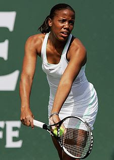 Black Tennis Pro's Mashona Washington 2009 Hunt Communities Pro Challenger