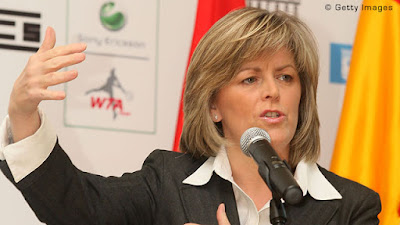 Black Tennis Pros Stacey Allaster New Chairperson and CEO of Sony Ericsson WTA Tour