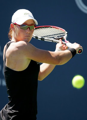 Black Tennis Pro's Samantha Stosur 2009 Bank Of The West Classic Quarterfinal