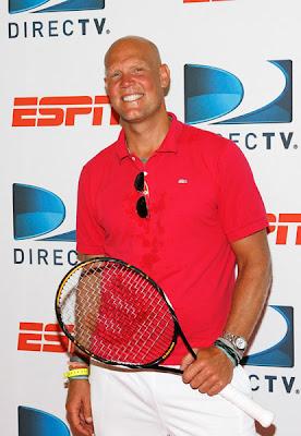 Black Tennis Pro's Murphy Jensen DirecTV ESPN U.S. Open Experience