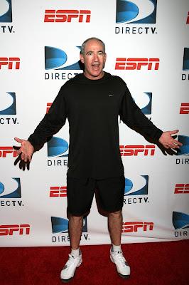 Black Tennis Pro's Brad Gilbert DirecTV ESPN U.S. Open Experience