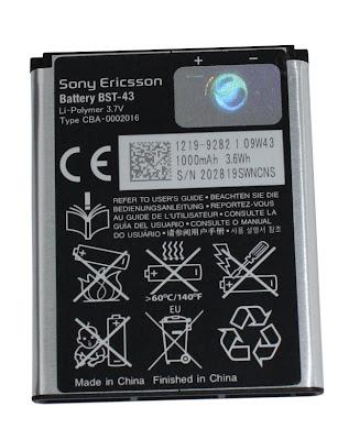 Baterai Handphone Li-Ion Bisa Meledak, hati - Hati!