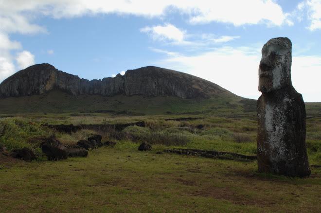 Ilha de Pascua - Chile