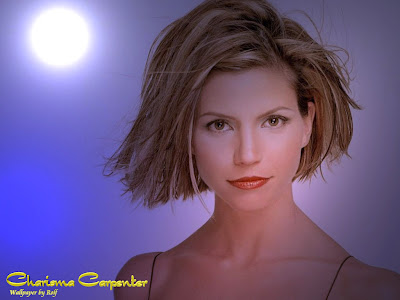 charisma carpenter hairstyles. Charisma Carpenter Wallpaper.