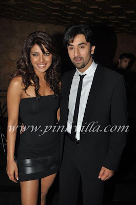 Ranbir and priyanka at provogue 2012 for anjaana anjaani promotions 4