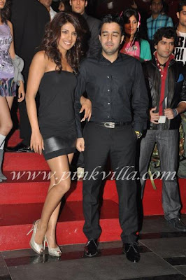 Ranbir and priyanka at provogue 2012 for anjaana anjaani promotions
