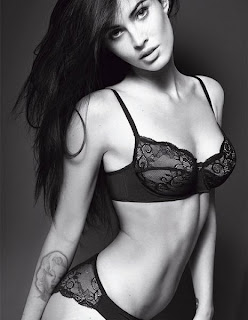 Megan Fox Slutry in Armani Ad