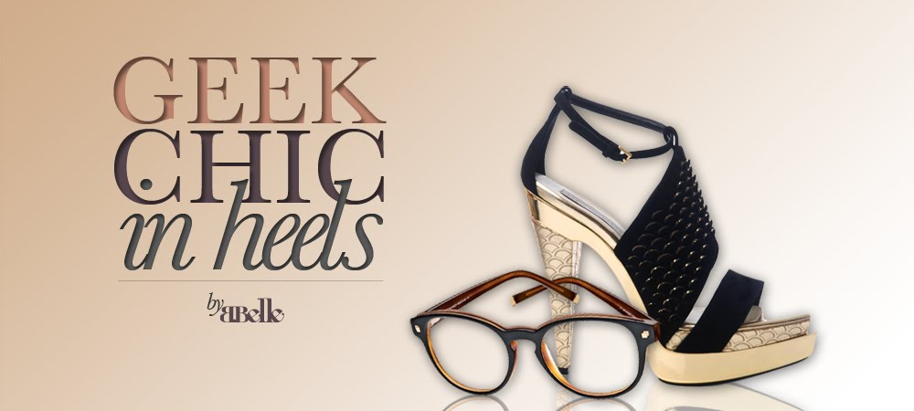 Geek Chic in Heels