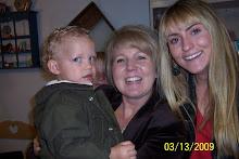 Grandma, Ryker and Mattie