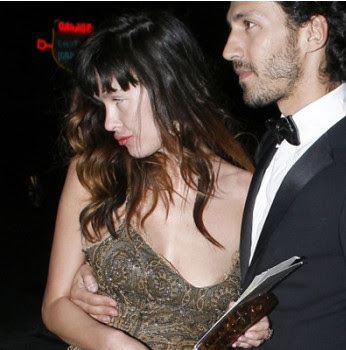 Gorgeous Paz de la Huerta had