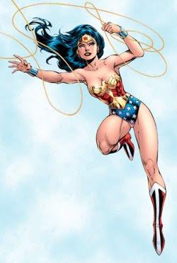 Bonne Mercredi Wonder+Woman