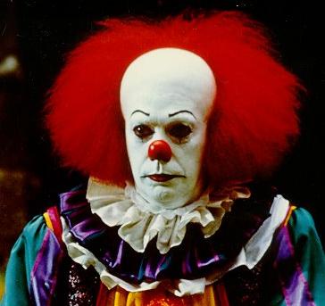 City Grrl: Clowns
