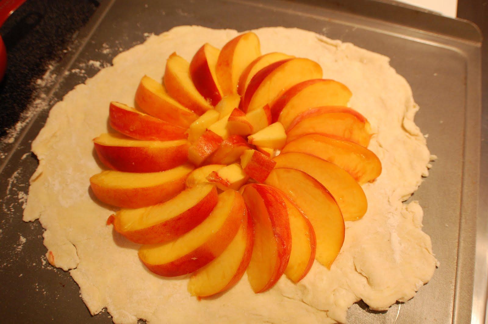 Have the Cake: Colorado Peach Galette