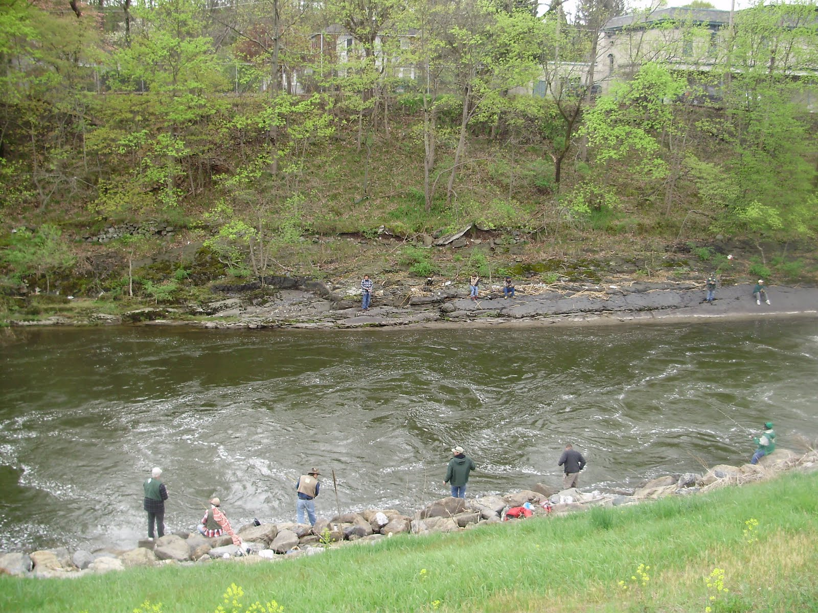 The slippery trout a fly fishing blog fly fishing the for Pa fly fishing