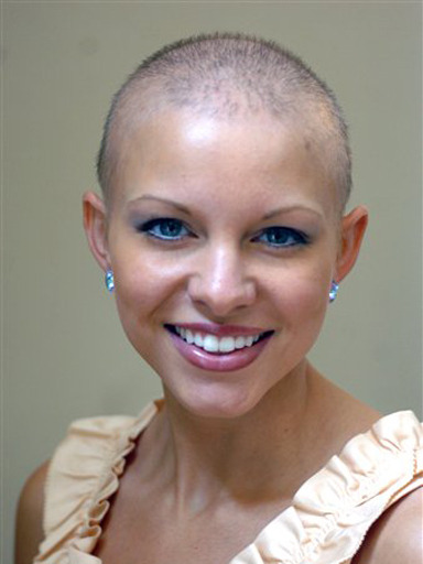 Kayla Koi TS http://junkyardnow.blogspot.com/2011/01/cuteegroup-bald-contestant-qualifies.html