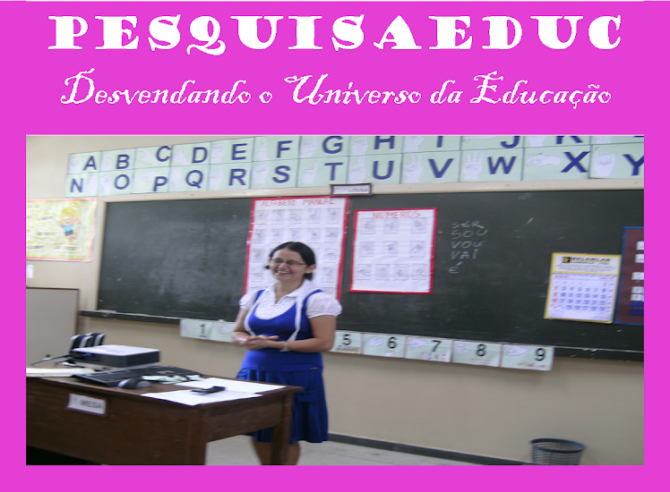 PESQUISAEDUC - DESVENDANDO O UNIVERSO DA EDUCAÇÃO