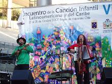8vo Encuentro Latinoamericano de La Canción Infantil Chile 2008