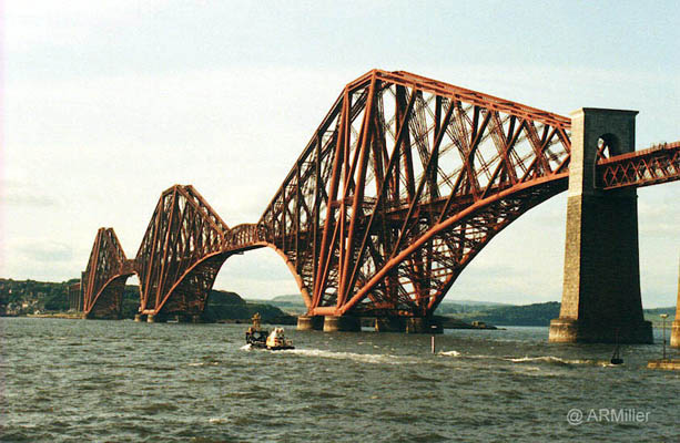 Bridge at the Firth of Forth