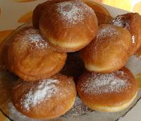 Articole culinare : Gogoși austriece - Krapfen